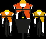 beeldlogo fietskoeriers zutphen