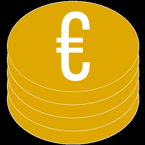 icoon bespaar geld fietskoeriers zutphen