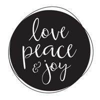 klanten logo love peace en joy