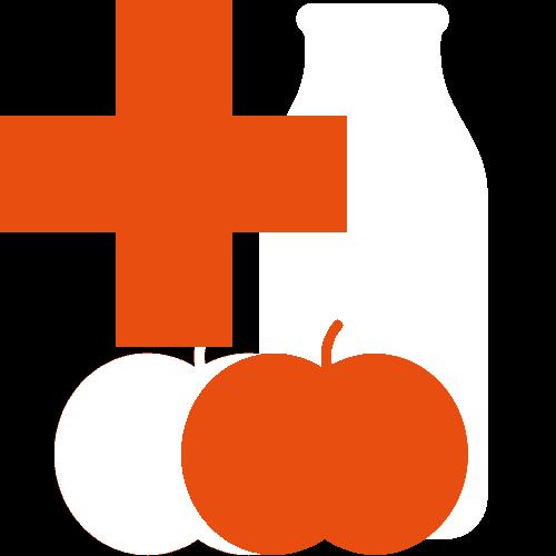 icoon boodschappen en medicatie fietskoeriers zutphen