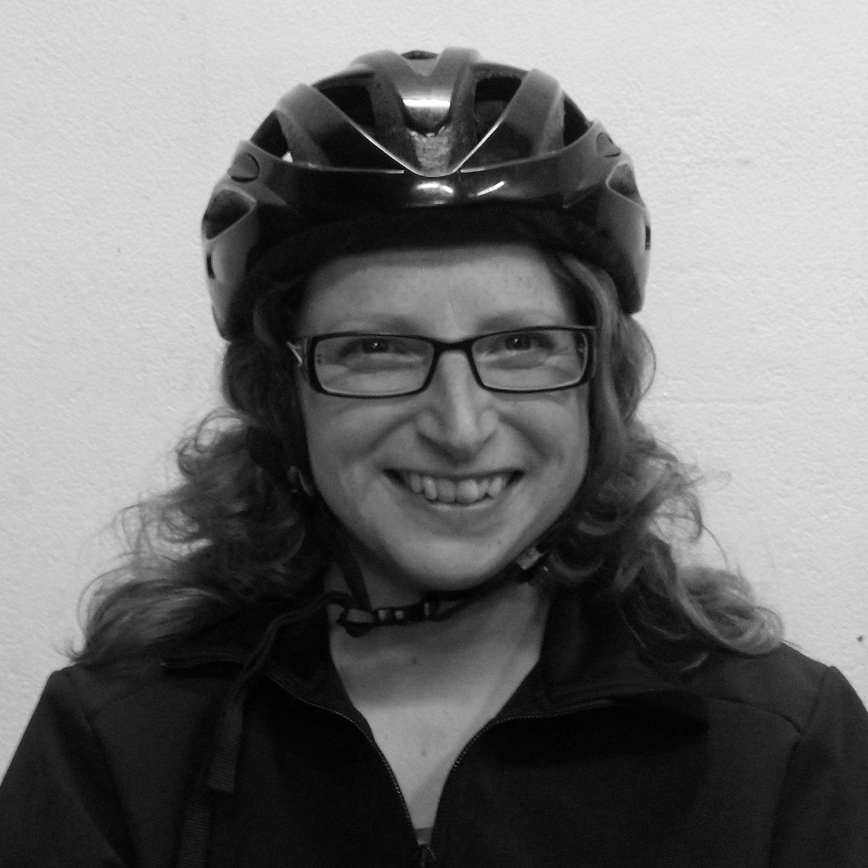 portretfoto fietskoerier esther terpstra