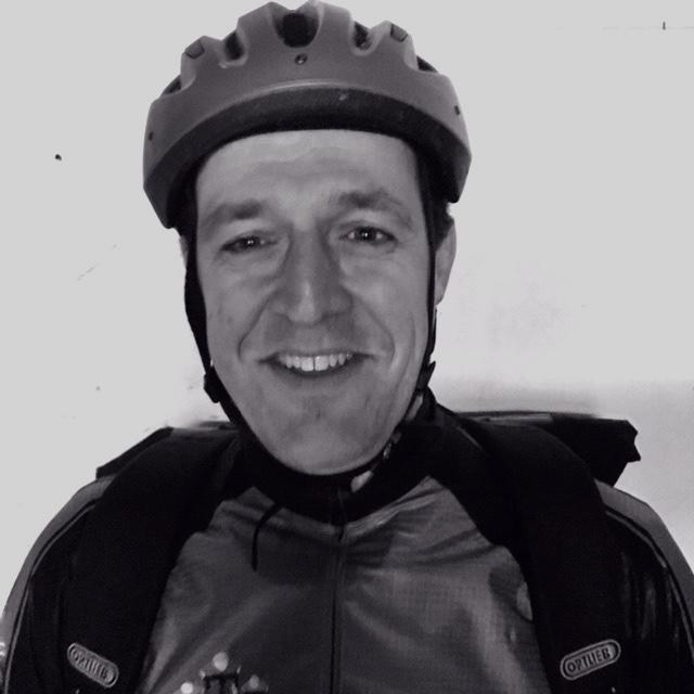 portretfoto fietskoerier stijn schwachofer